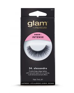 Glam by Manicare Alessandra Lashes