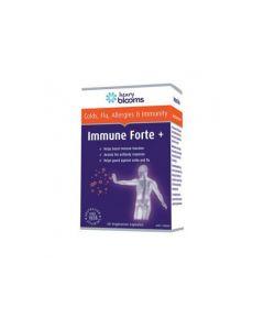 Henry Blooms Immune Forte 60 Vegetarian Capsules