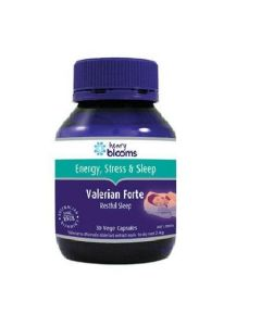 Henry Blooms Valerian Forte 30 Capsules
