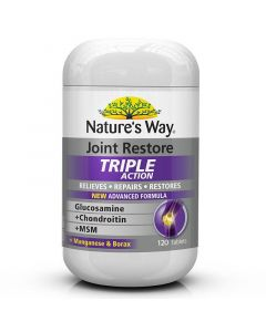 Nature's Way Joint Restore Triple Action 120S