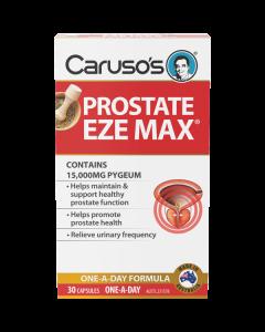 Caruso's Natural Health Prostate Eze Max 30 Capsules