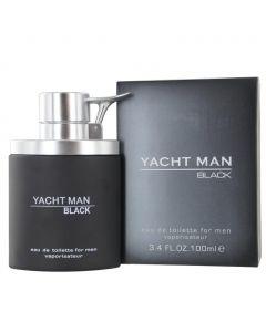 Yacht Man Black EDT 100mL